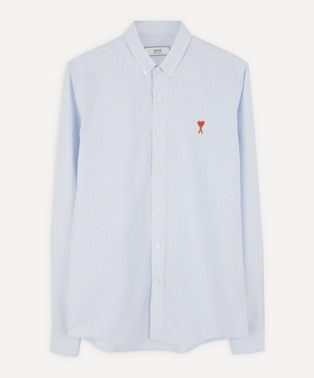 Ami - Fine Stripe Shirt