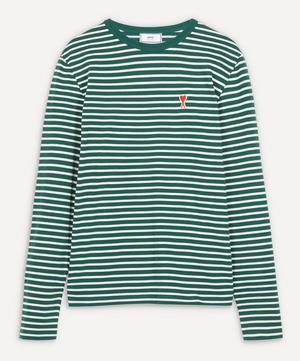 Stripe Long-Sleeve T-Shirt