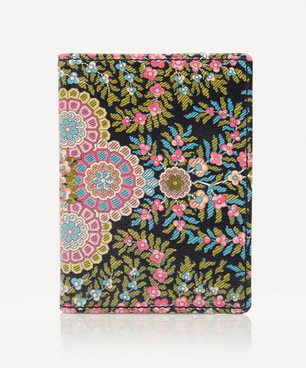 Liberty - Seraphina Leather Travel Card Holder