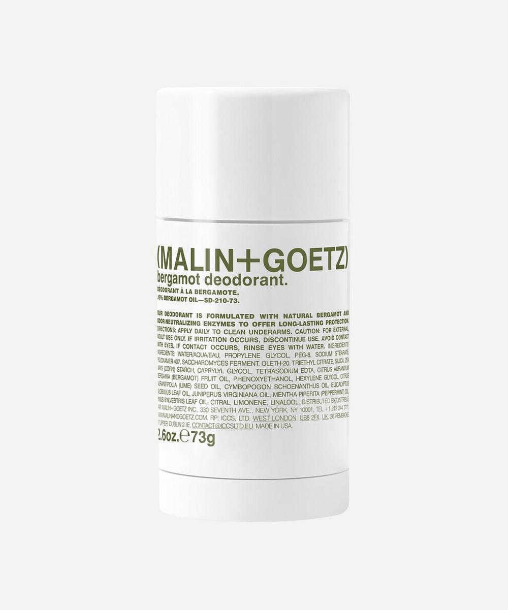 MALIN+GOETZ - Bergamot Deodorant 73g