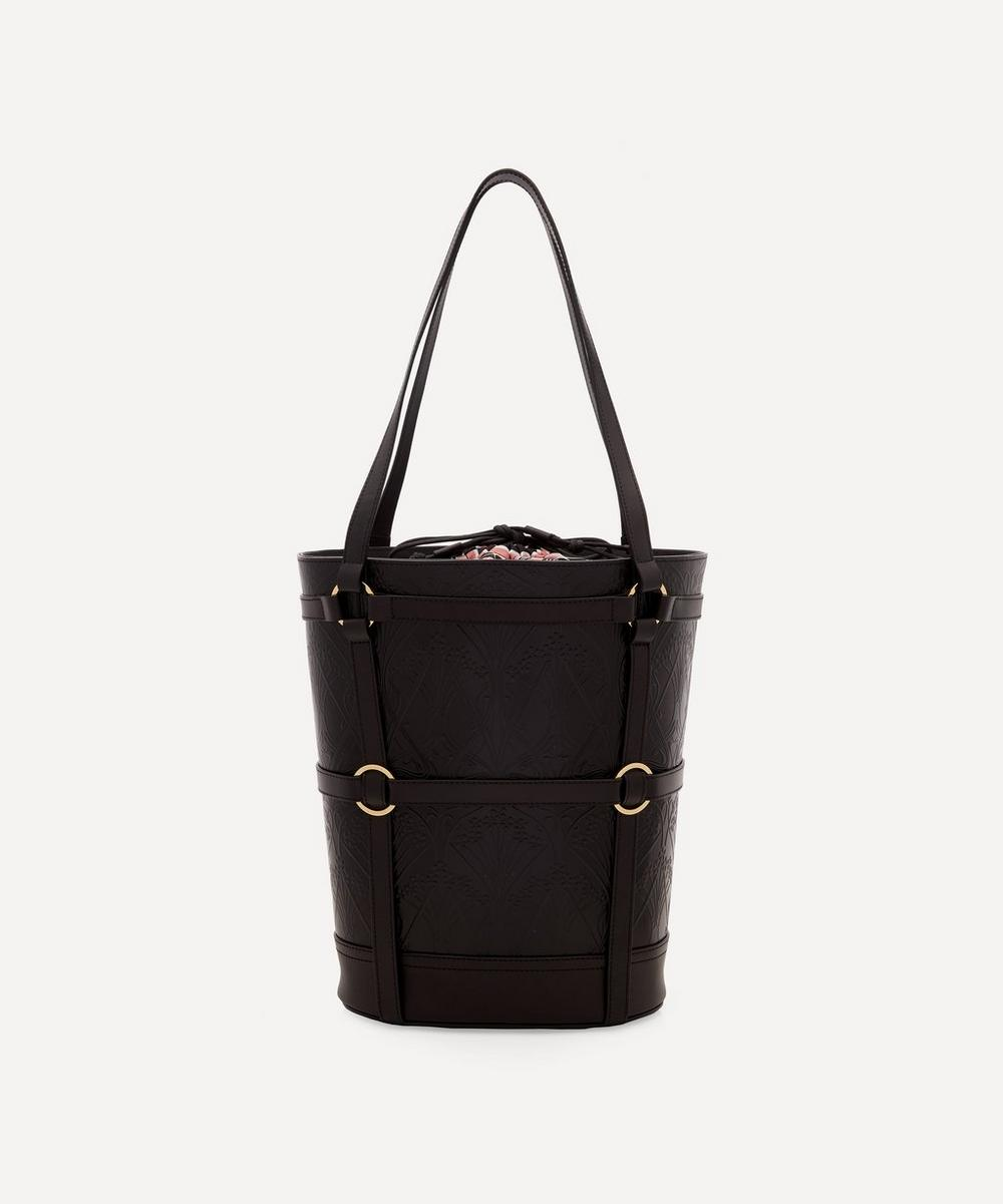 Liberty - Large Ianthe Flower Bucket Bag