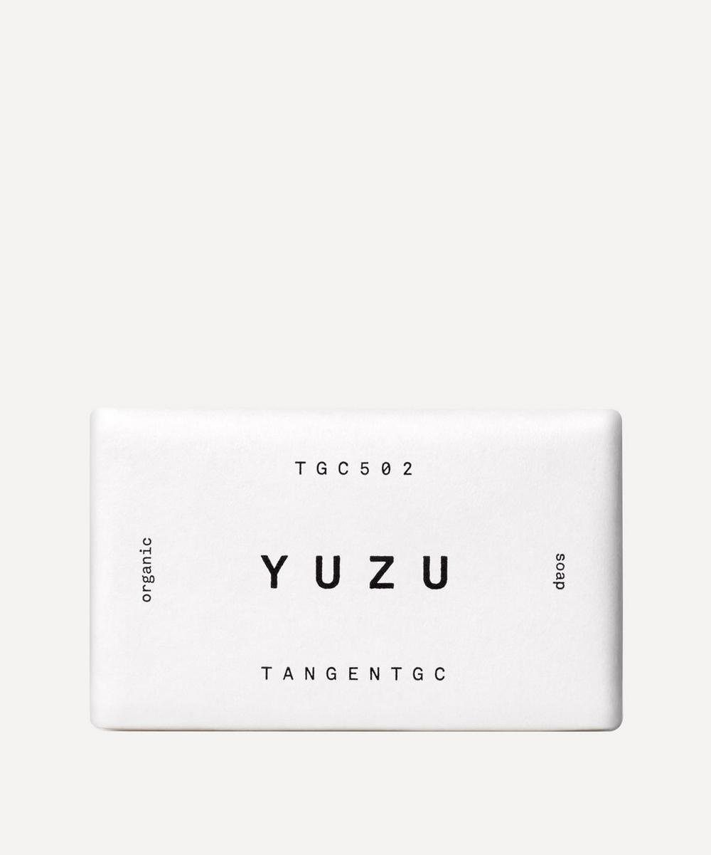 Tangent GC - TGC502 Yuzu Organic Soap Bar 100g