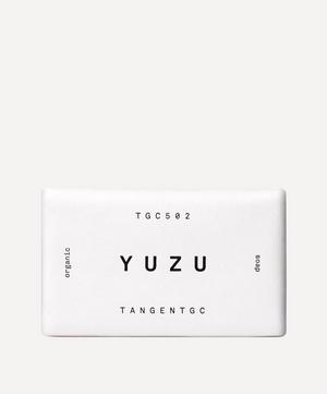 TGC502 Yuzu Organic Soap Bar 100g