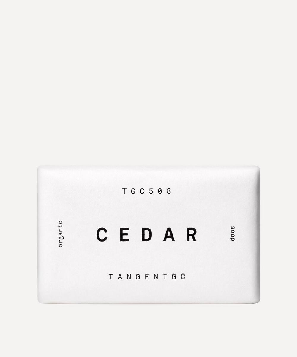 Tangent GC - TGC508 Cedar Organic Soap Bar 100g