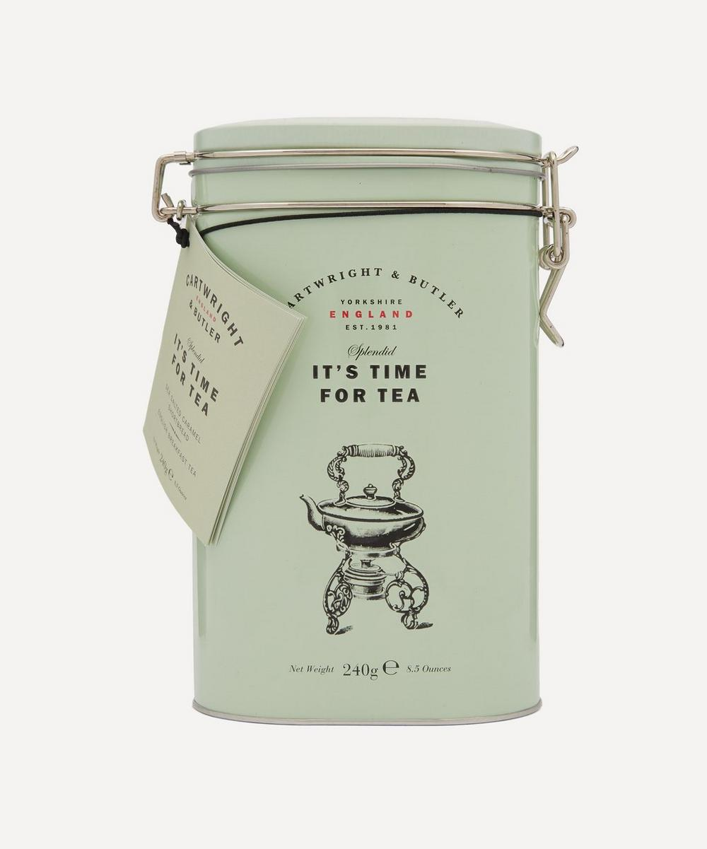 Cartwright & Butler - Time for Tea Tin 240g