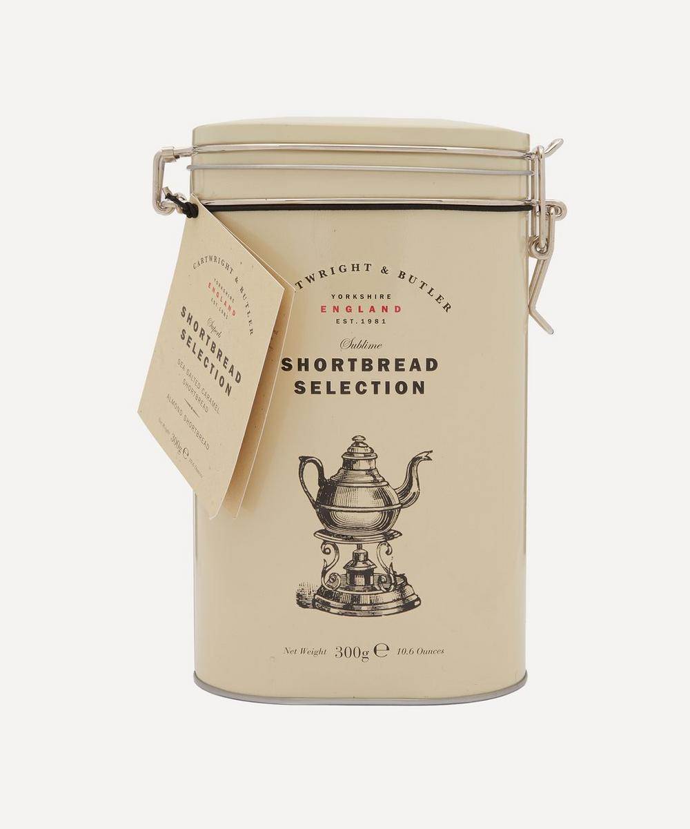 Cartwright & Butler - Shortbread Selection Tin 300g