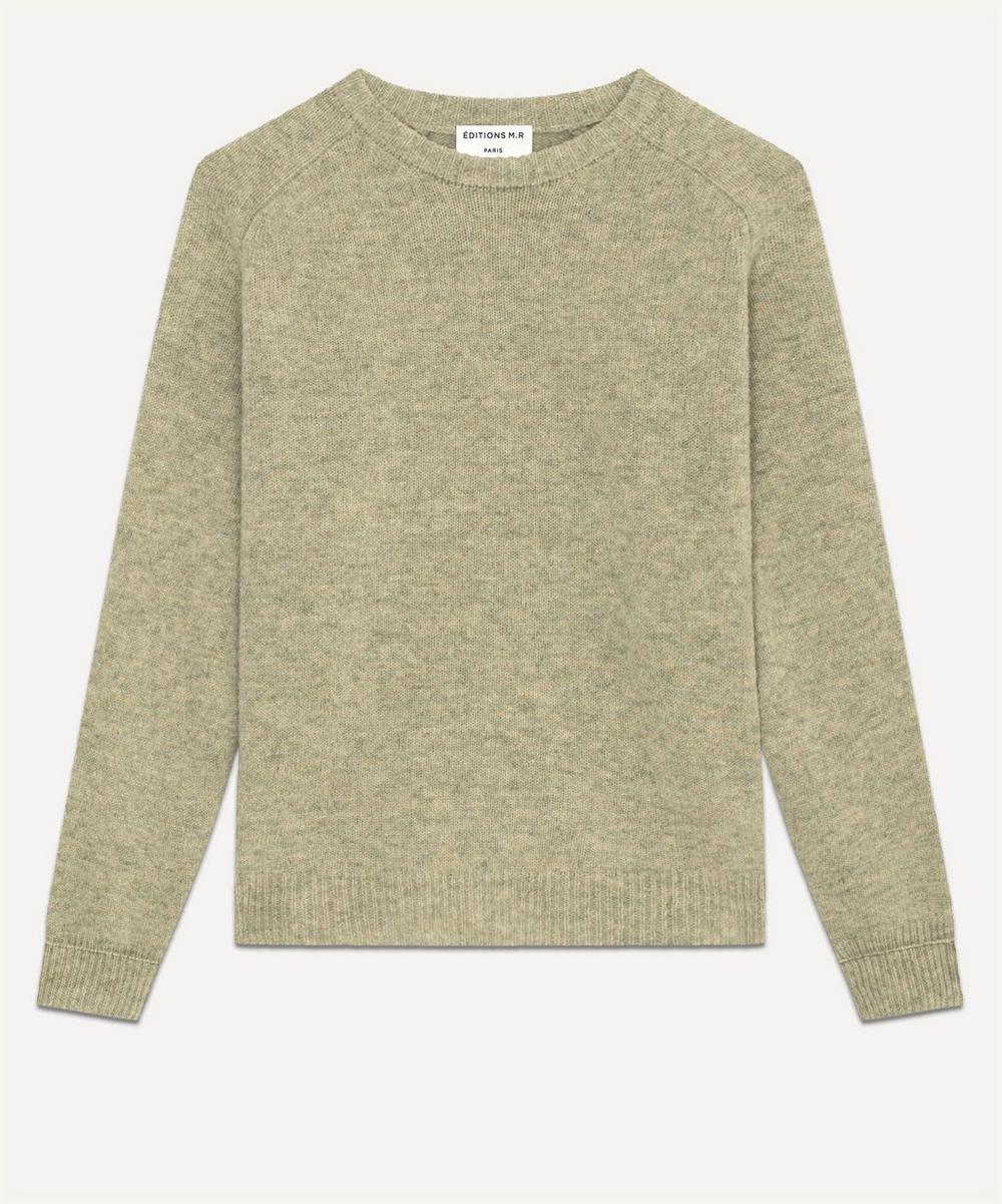 Éditions M.R - Nicolas Virgin Wool Sweater