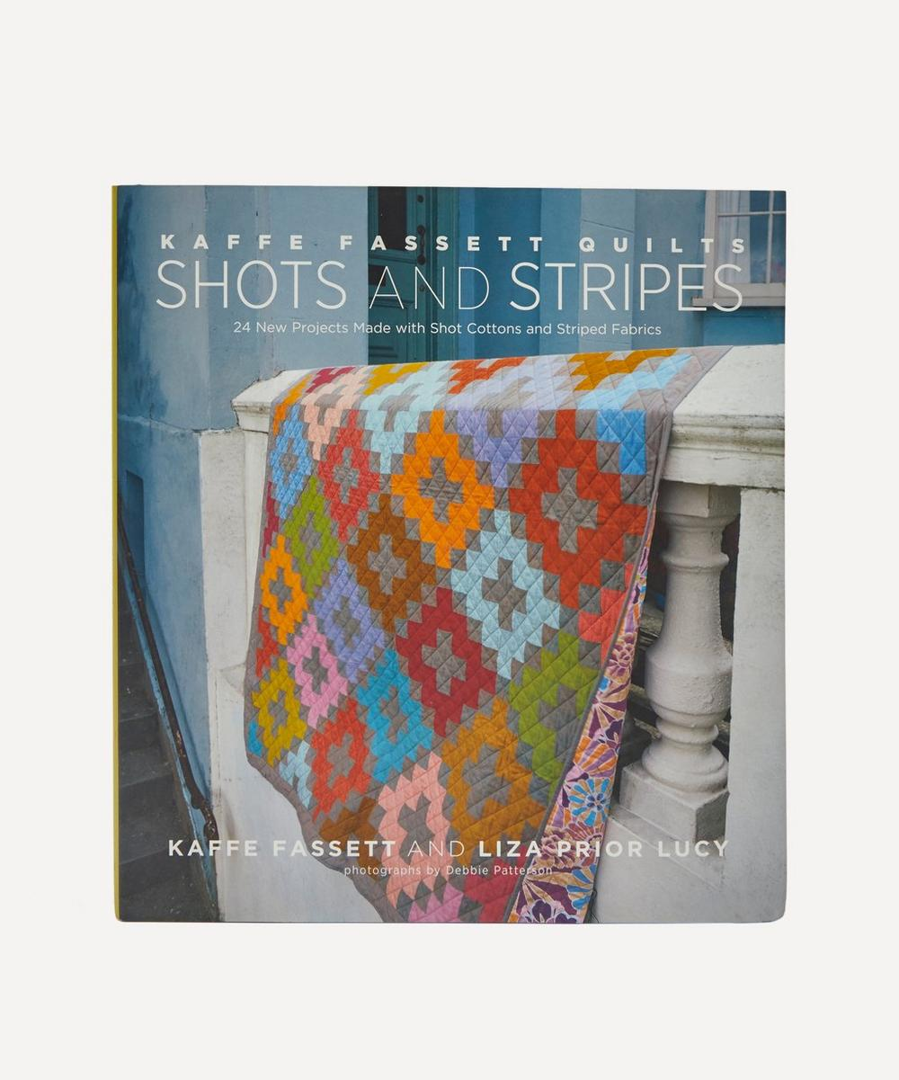 Unspecified - Kaffe Fassett Quilts Shots and Stripes: 24 New Projects Made with Shot Cottons and Striped Fabrics