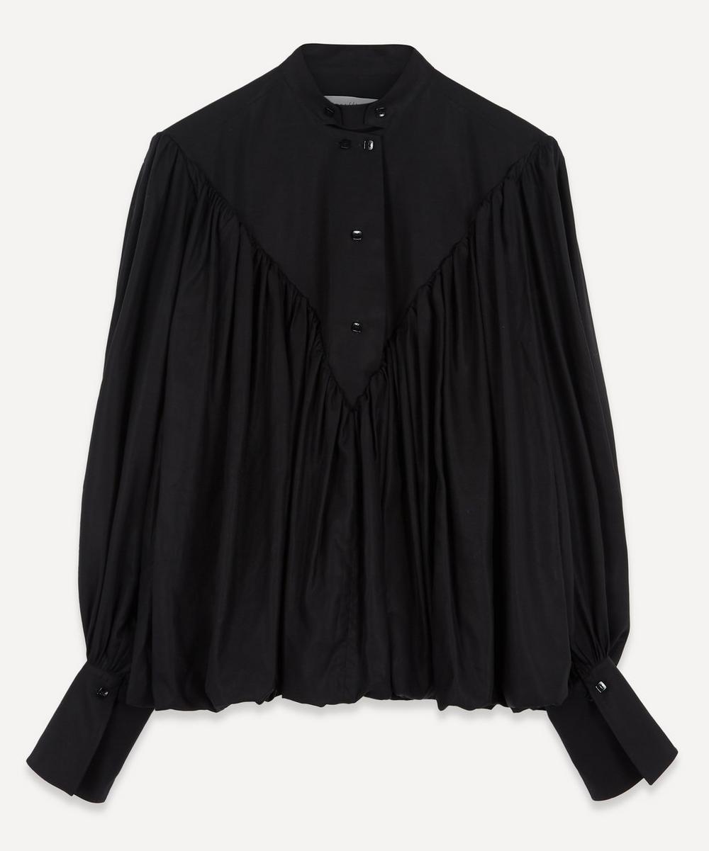 palmer//harding - Atels Gathered Shirt