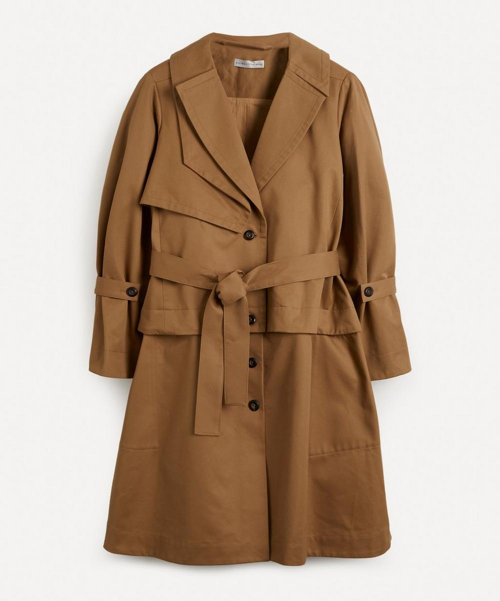palmer//harding - Cebus Coat Belted Trench