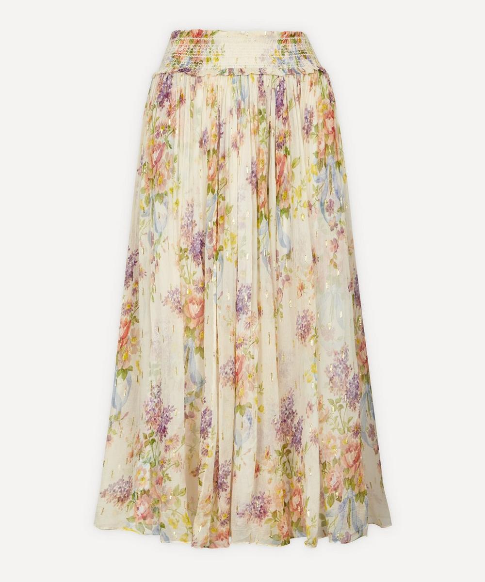 Needle & Thread - Floral Diamond Ballerina Skirt