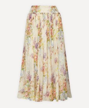 Floral Diamond Ballerina Skirt