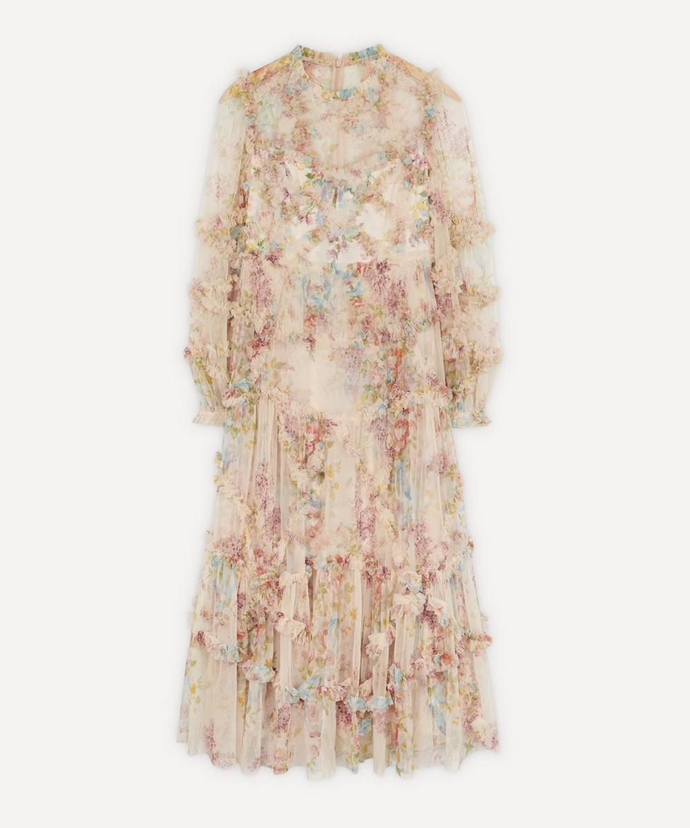 Needle & Thread - Floral Diamond Ballerina Dress