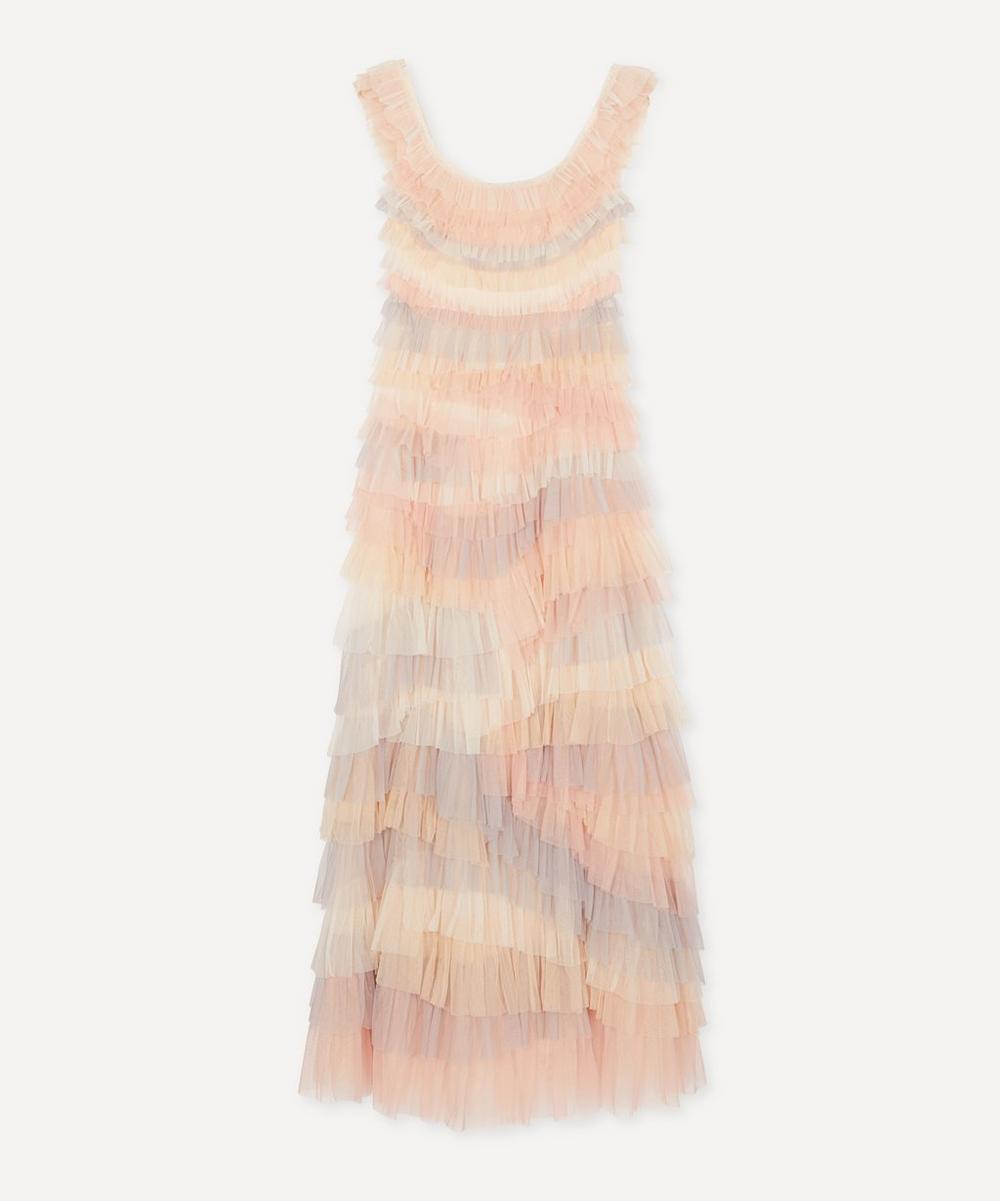 Needle & Thread - Petra Ruffle Maxi-Dress