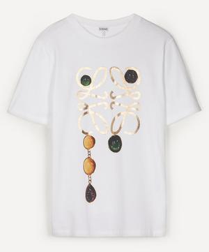 Anagram Print T-Shirt