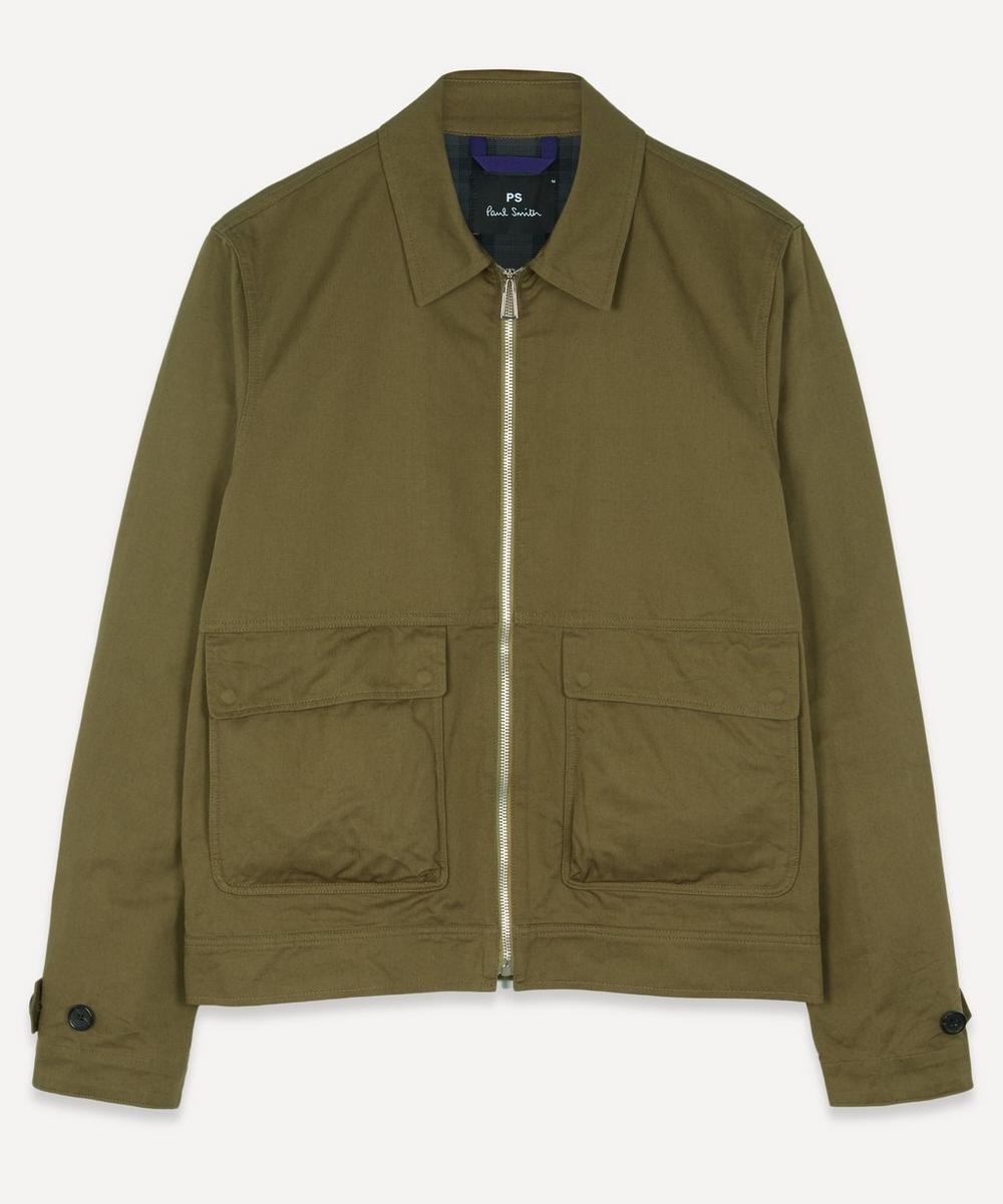 PS Paul Smith - Zip-Up Chore Jacket
