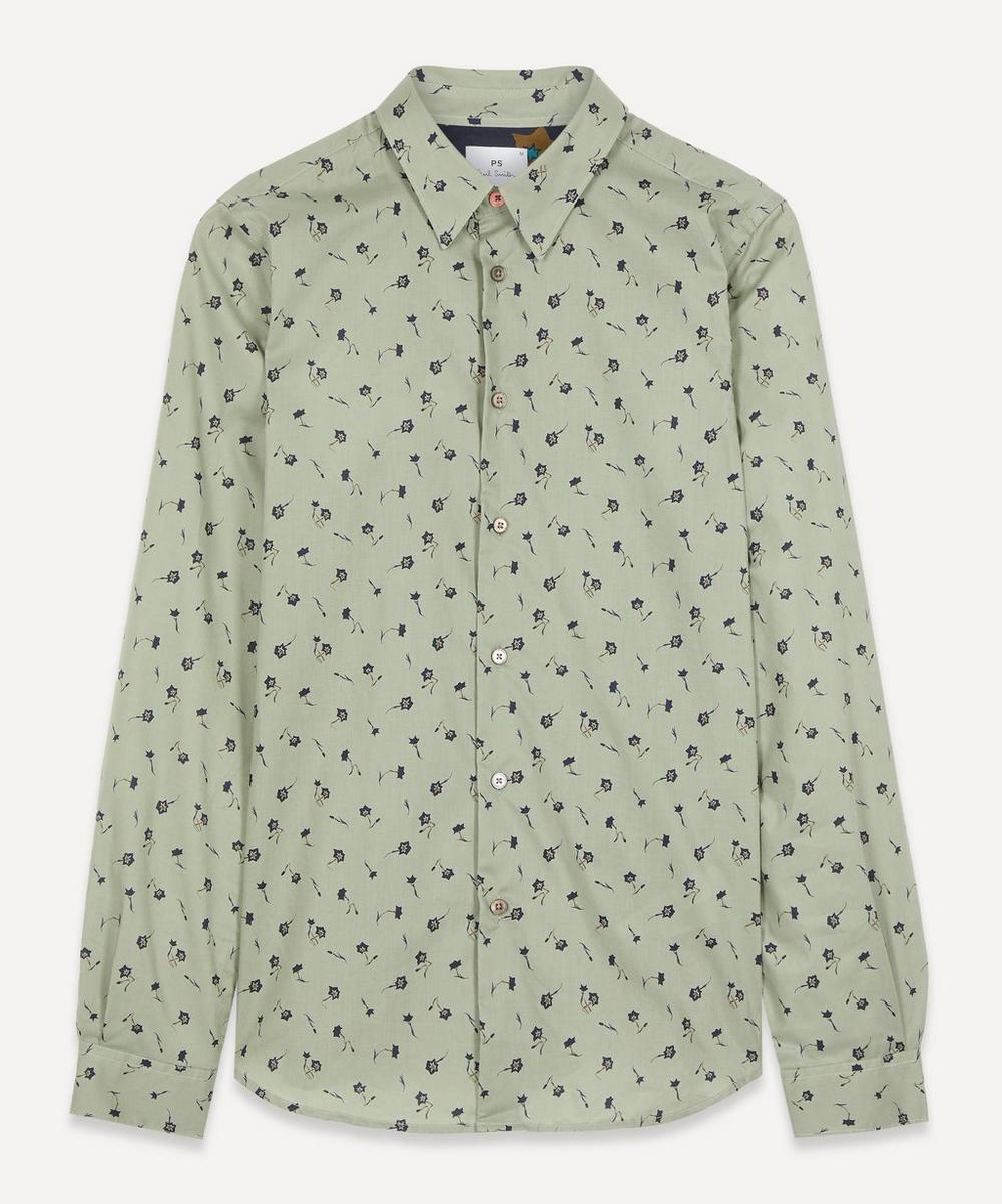 PS Paul Smith - Floral Print Shirt