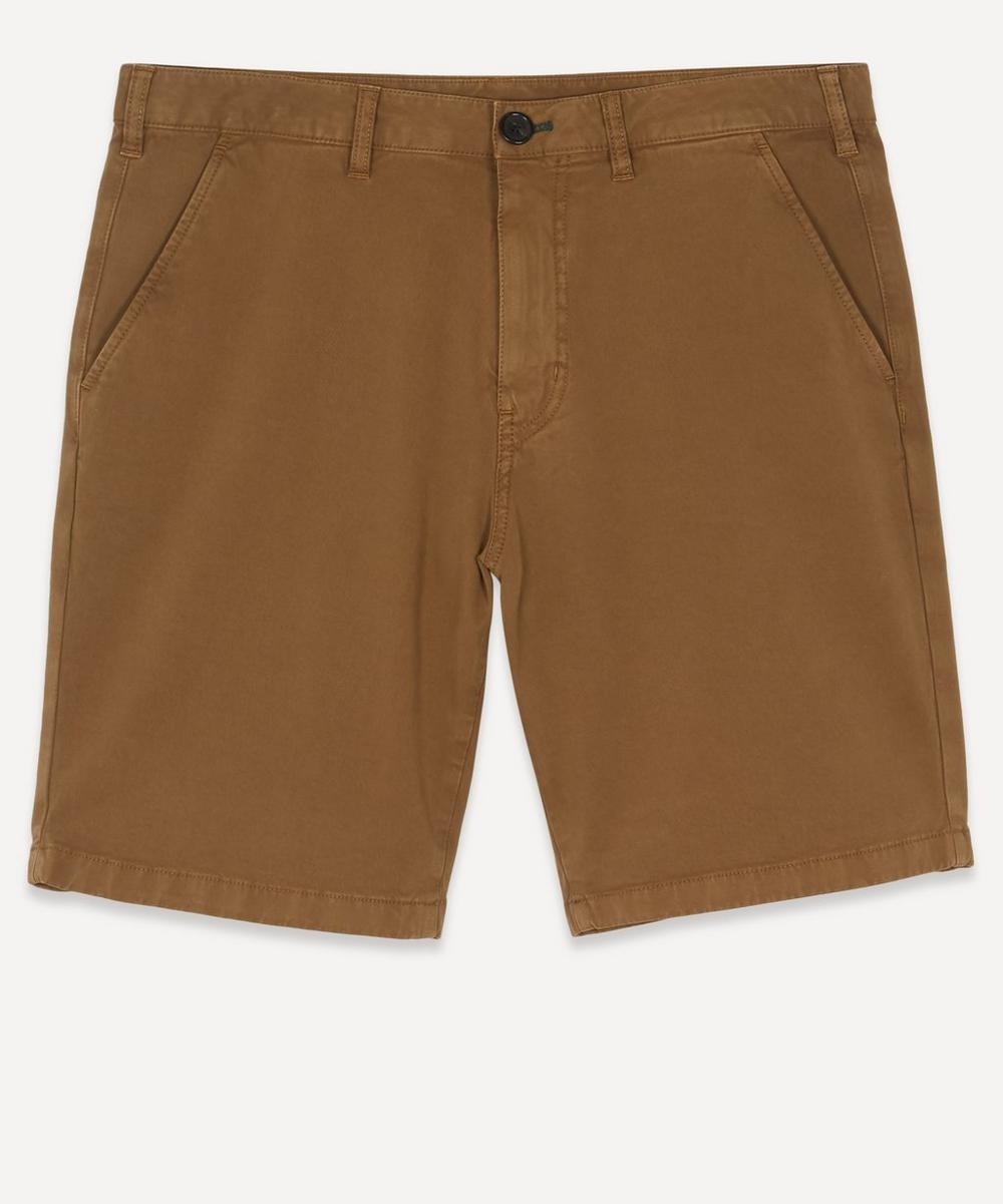 PS Paul Smith - Stretch-Cotton Chino Shorts