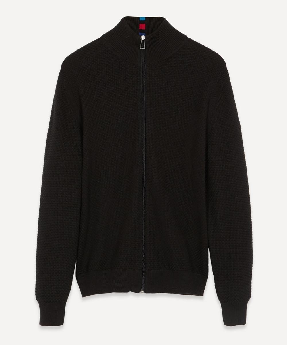 PS Paul Smith - Cotton Blend Zip Cardigan