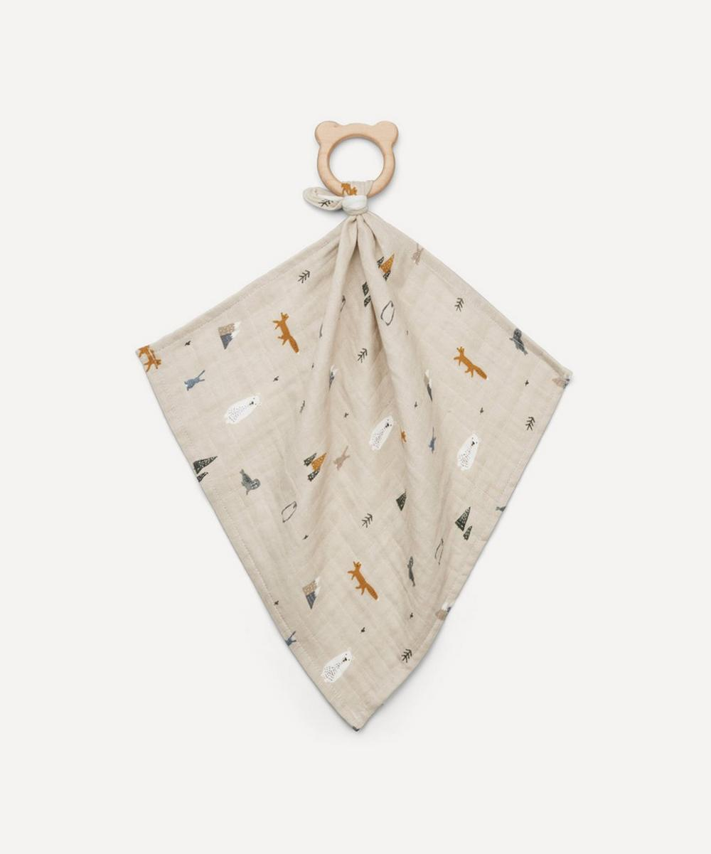 Liewood - Dines Arctic Teether Cuddle Cloth