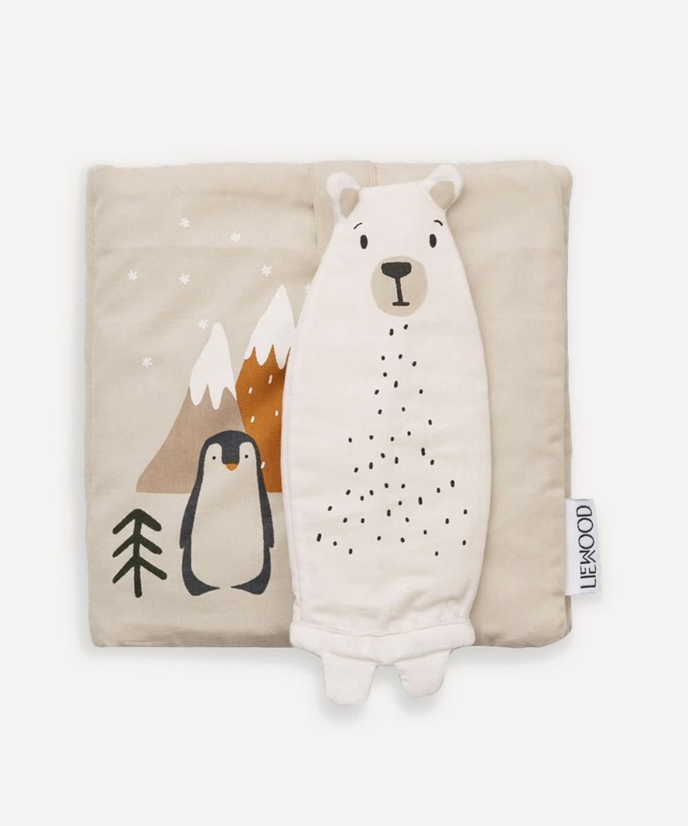 Benny Arctic Fabric Book Liberty