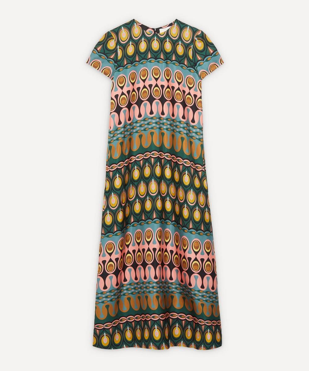 La DoubleJ - Swing Silk Dress