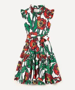 Short And Sassy Cotton-Poplin Dress