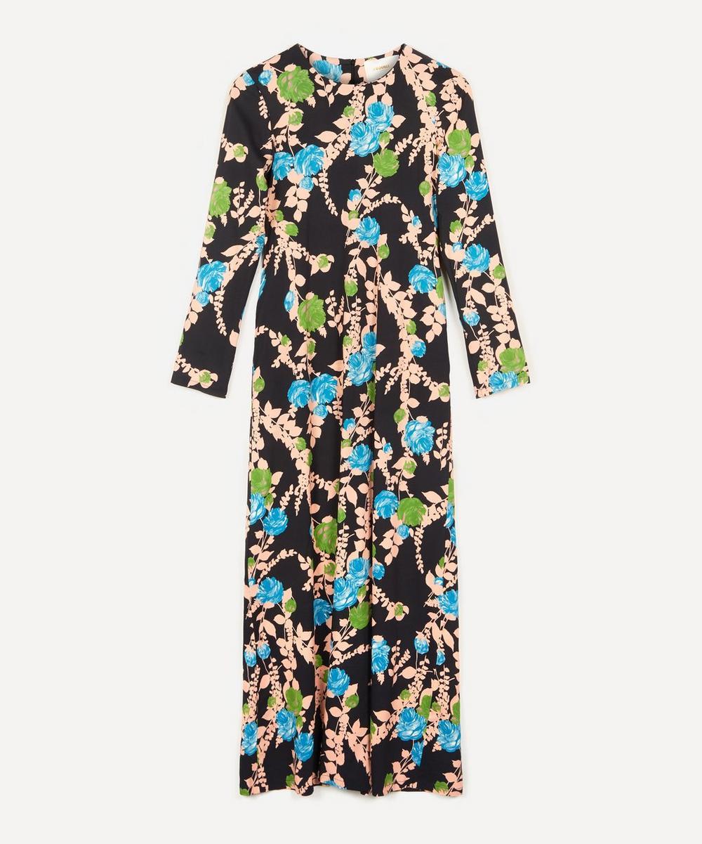 La DoubleJ - Long-Sleeve Swing Dress