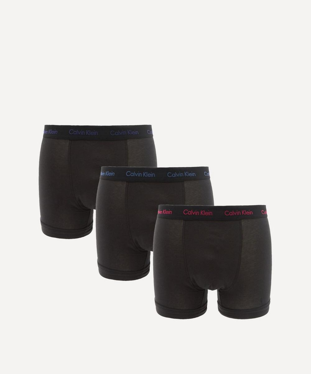 Calvin Klein - Pack of Three Trunks