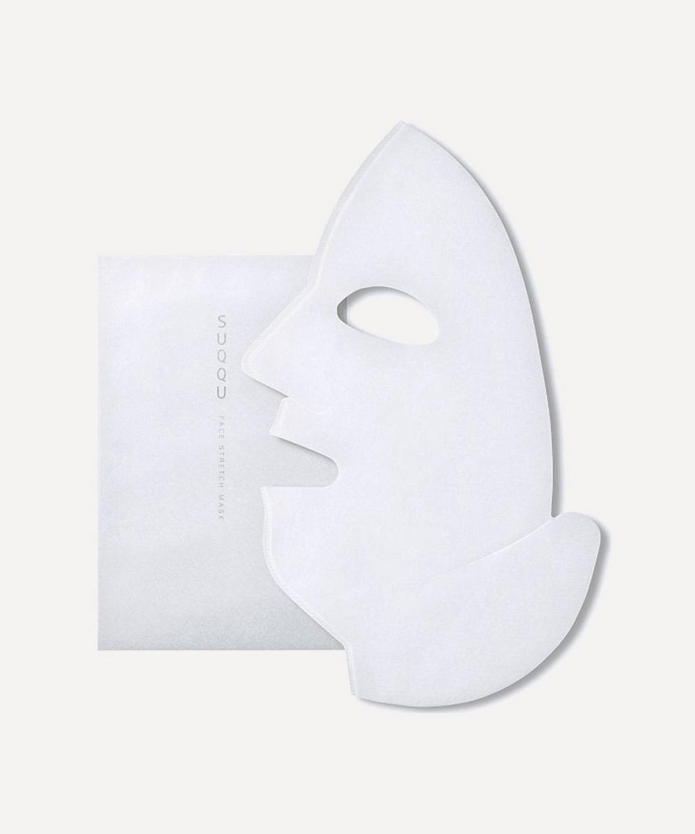 SUQQU - Face Stretch Mask 6 Sheets