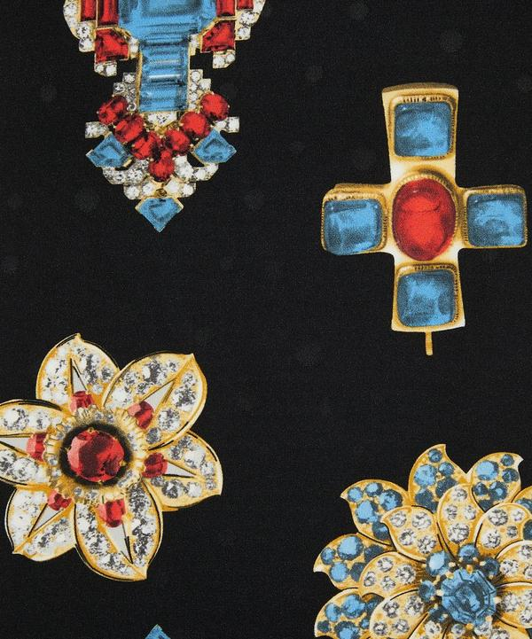 Ungaro - Jewelled Cross Silk
