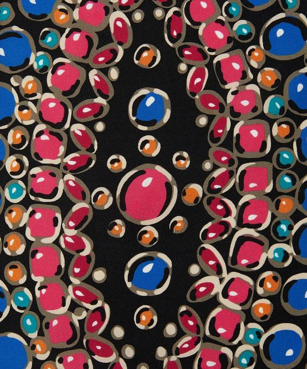 Ungaro - Beaded Formation Pattern Silk