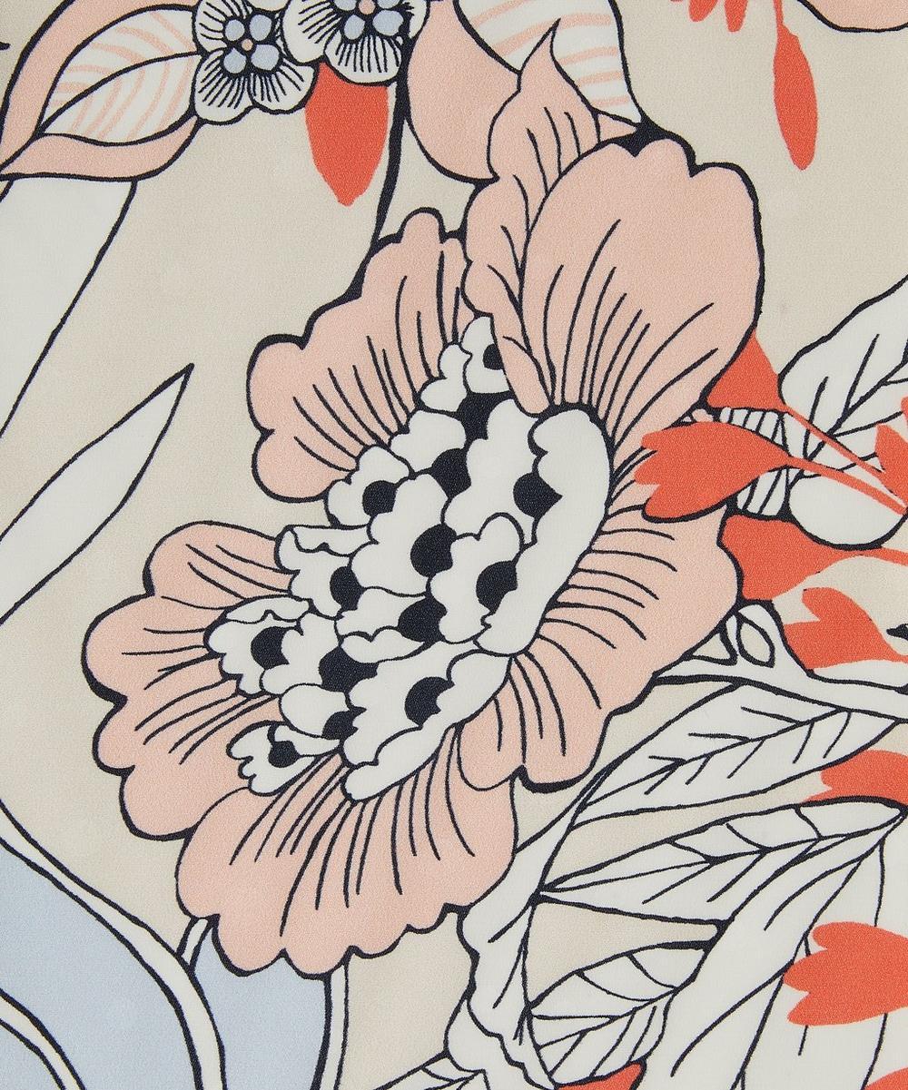 Ratti - Cartoon Florals Silk