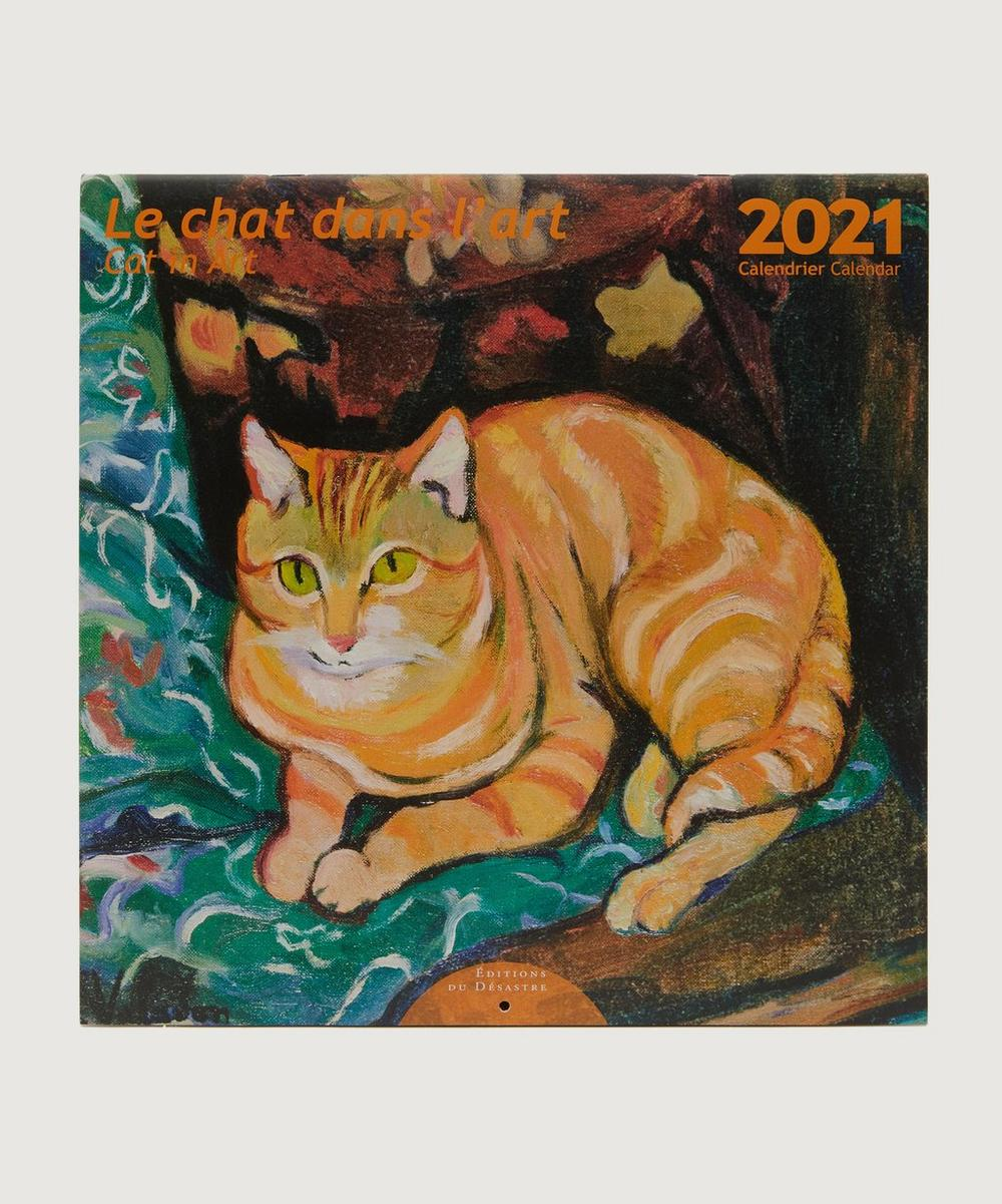 Unspecified - Cats in Art Calendar 2021