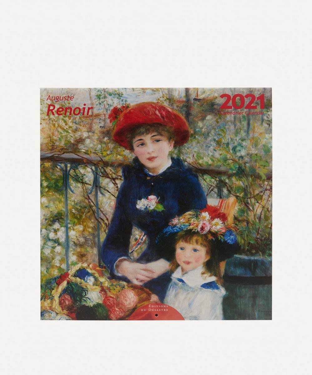 Unspecified - Renoir Calendar 2021