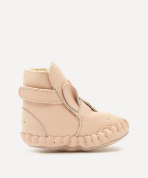 Kapi Unicorn Leather Baby Shoes 3 Months-3 Years