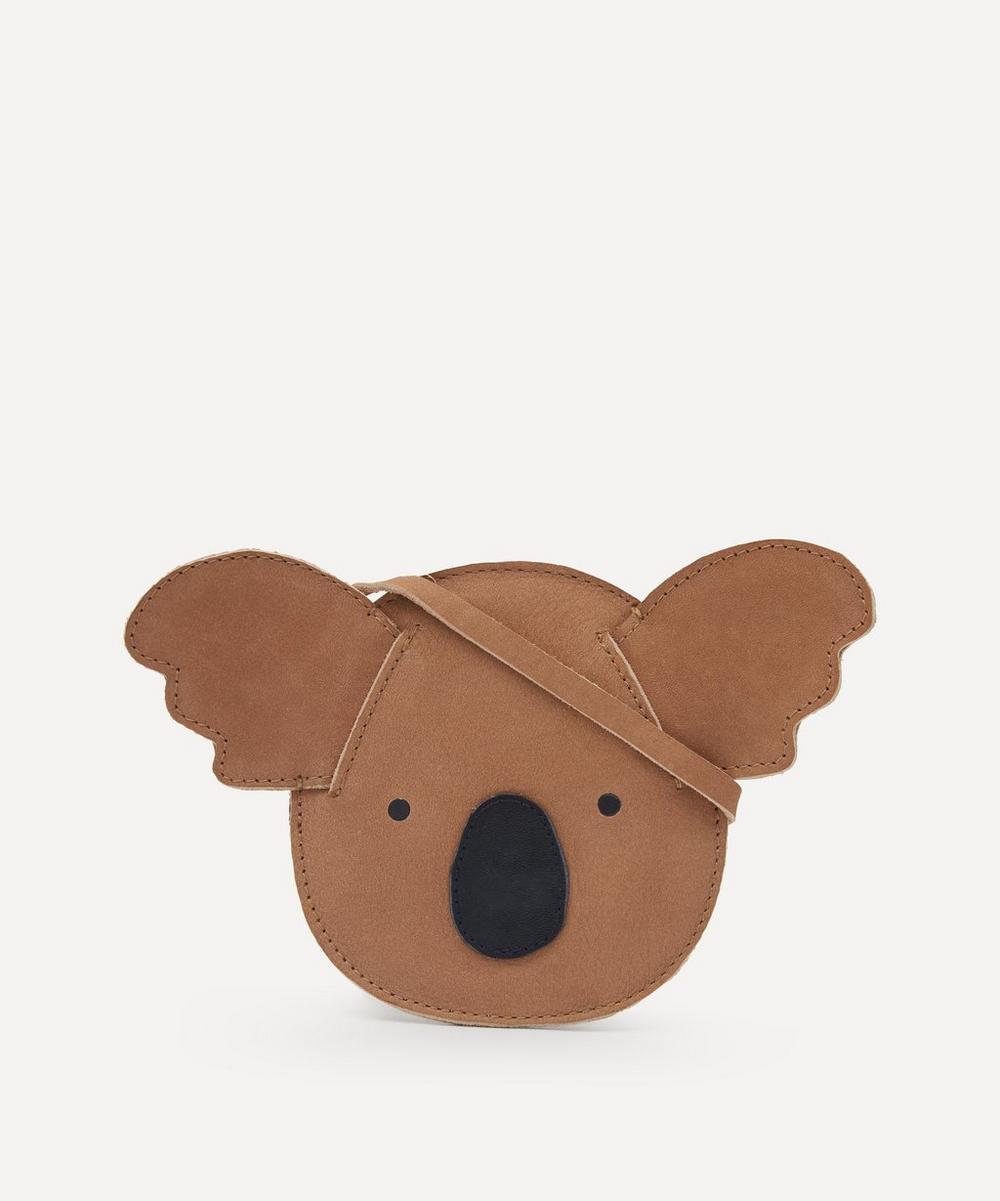 Donsje - Britta Koala Leather Bag