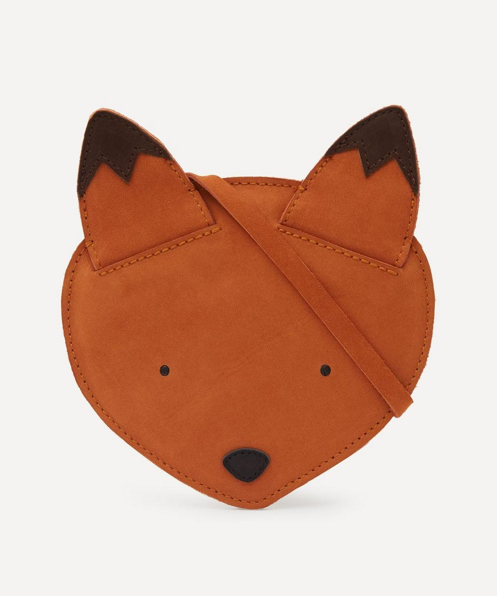 Donsje - Britta Fox Leather Bag