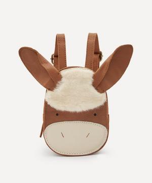 Kapi Donkey Leather Backpack