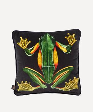 Amphibia Medium Velvet Cushion
