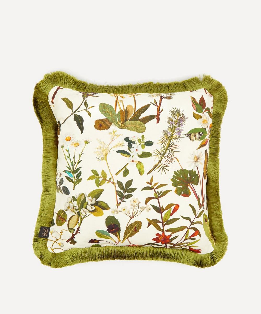 House of Hackney - Herbarium Medium Cotton-Linen Cushion