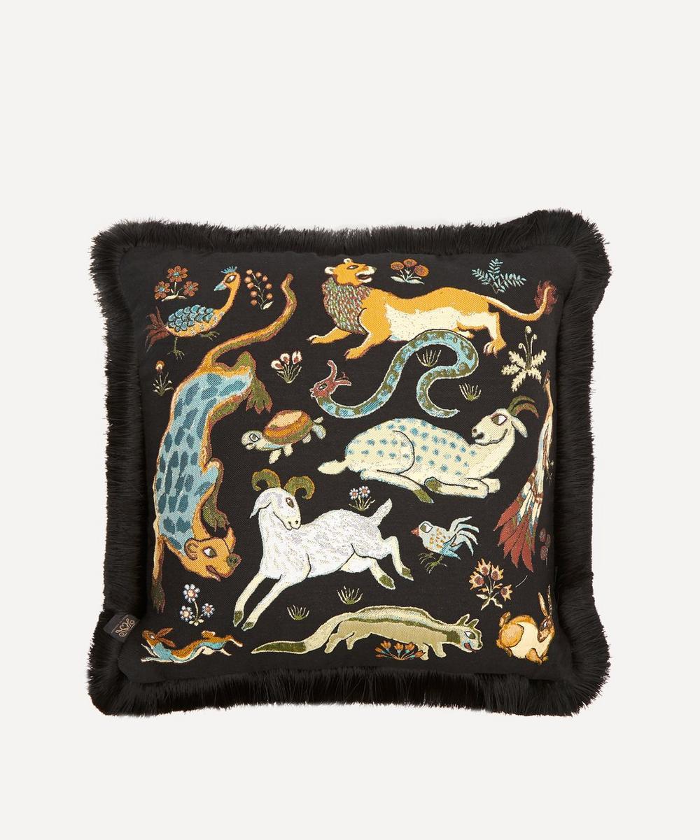 House of Hackney - Trematonia Medium Tapestry Cushion