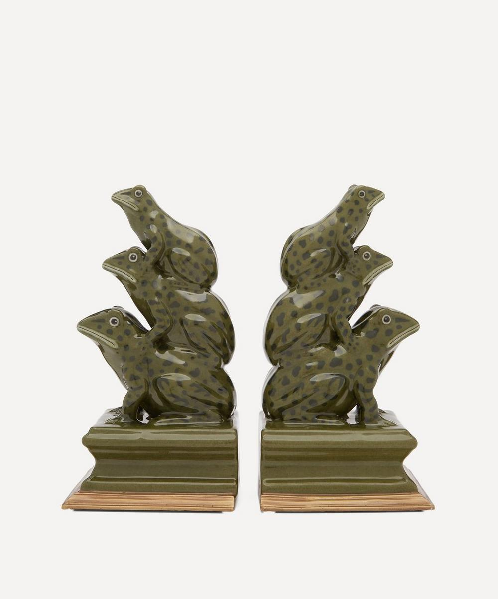 House of Hackney - Amphibia Bookends