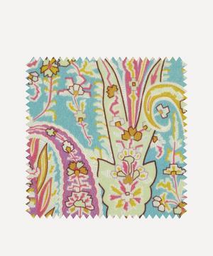 Fabric Swatch - Felix Raison Cotton Velvet in Jade