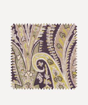 Fabric Swatch - Felix Raison Emberton Linen in Dragonfly