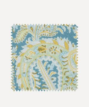 Fabric Swatch - Felix Raison Chiltern Linen in Lichen Sage