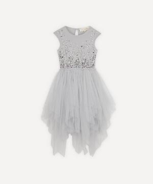 Amalia Long Tutu Dress 2-8 Years