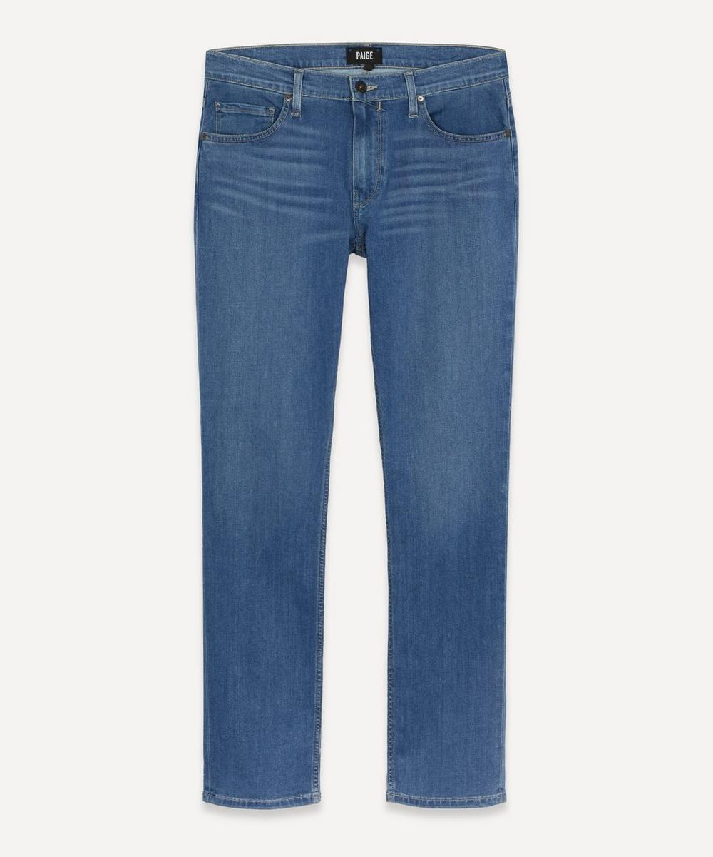 Paige - Federal Wash Jeans