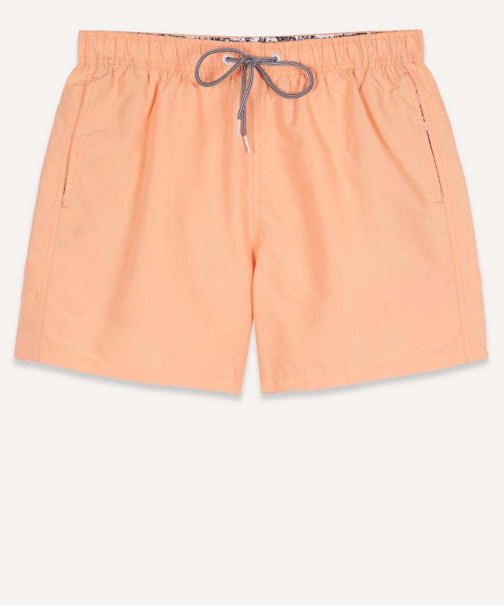 Boardies - Peach Water Reactive Swim Shorts