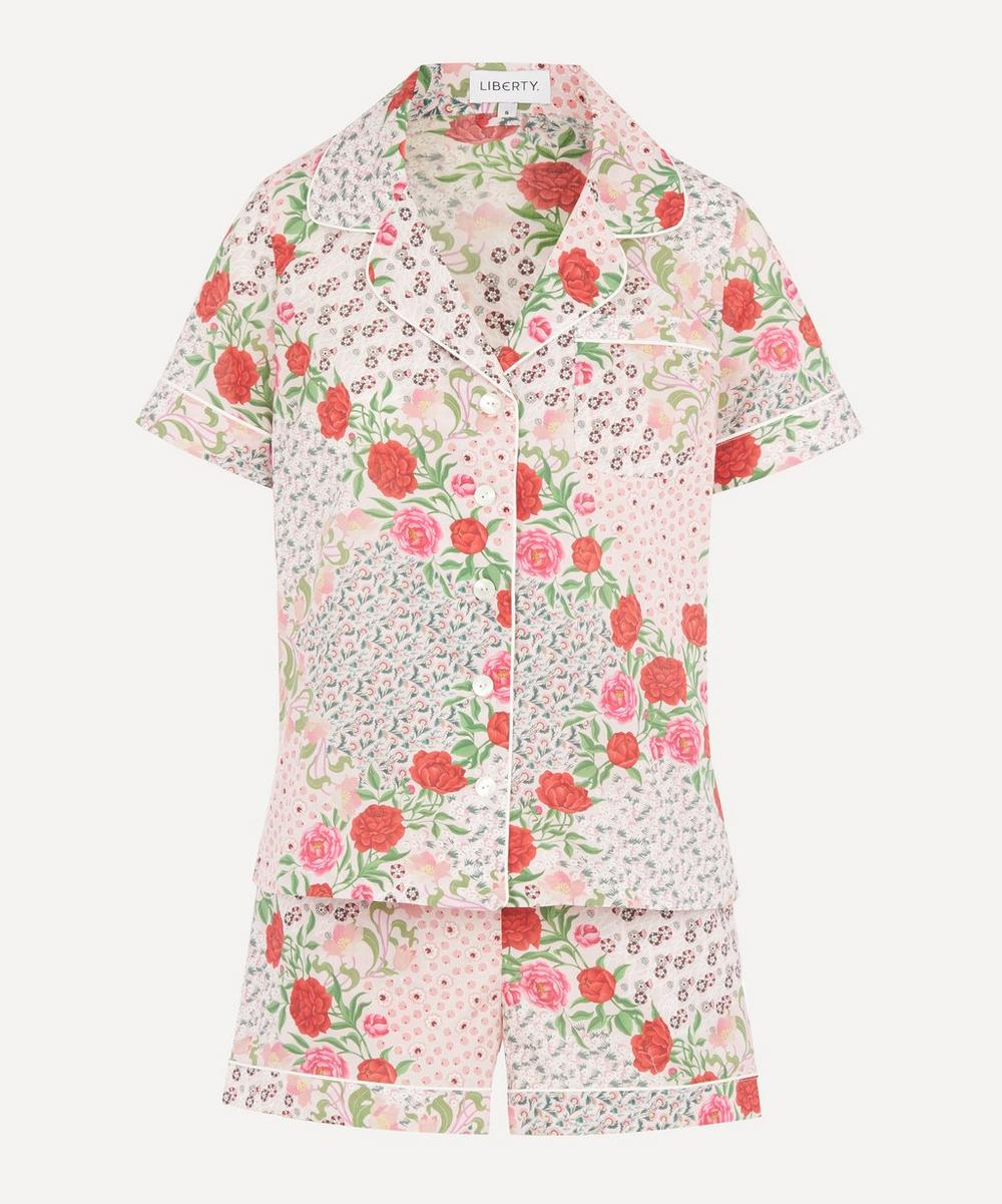 Liberty - Talitha Tana Lawn™ Cotton Short Pyjama Set